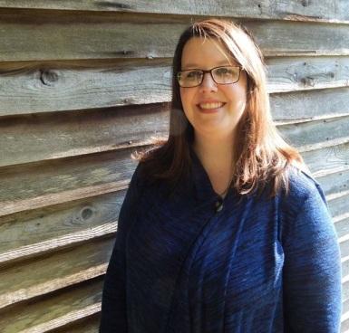 portrait of Marketing Director Joanna Grey Talbot