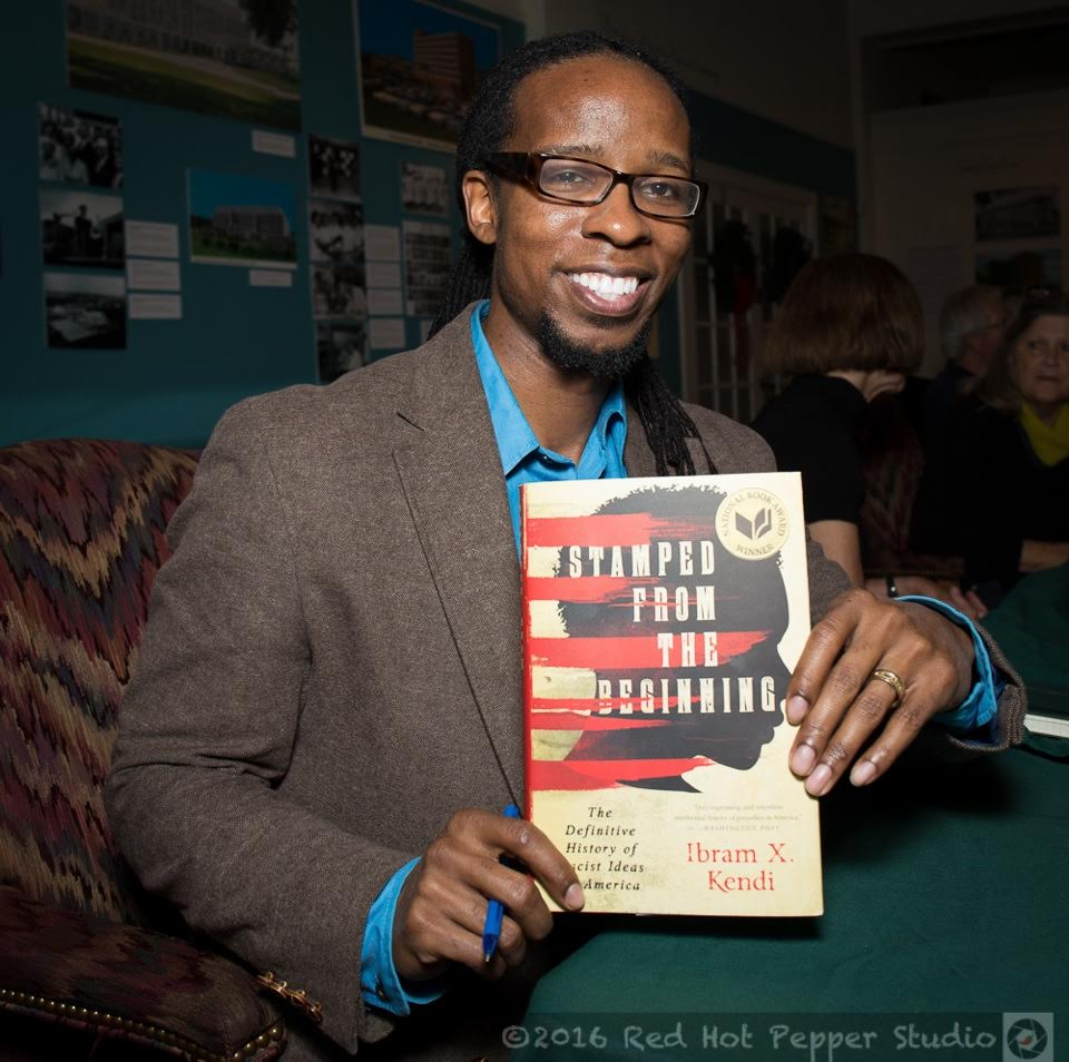 Ibram X. Kendi_National Book Award winner