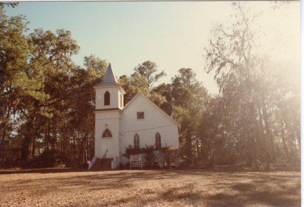 Evinston UMC 1985