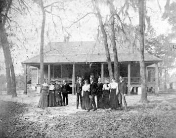 Haile Plantation House- 1903